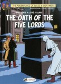 Blake & Mortimer 18 - The Oath of the Five Lords