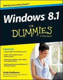 Windows 8.1 For Dummies (eBook, PDF)