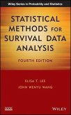 Statistical Methods for Survival Data Analysis (eBook, ePUB)