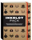 The Inkblot Pack: Includes the 10 Classic Rorschach Inkblots for You to Interpret & a Beautifully Designed Journal with Though Provoking