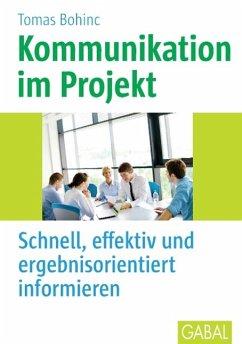 Kommunikation im Projekt