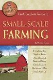 The Complete Guide to Small Scale Farming (eBook, ePUB)