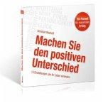 Machen Sie den positiven Unterschied, 2 Audio-CDs
