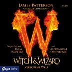 Verlorene Welt / Witch & Wizard Bd.1 (3 Audio-CDs)