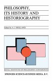 Philosophy, its History and Historiography