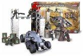 Meccano 0450 - Gears of War: Locust VS Delta Squad Battle Scene
