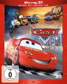 Cars - 2 Disc Bluray