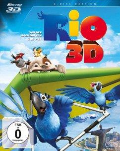 Rio - 2 Disc Bluray