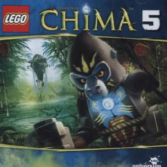LEGO - Legends of Chima Bd. 5 1 Audio-CD