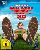 Gullivers Reisen - Da kommt was Großes auf uns zu (Blu-ray 3D, + Blu-ray 2D)