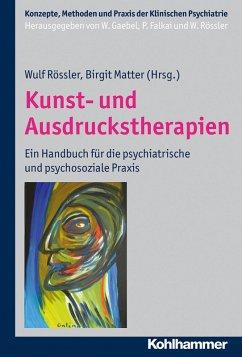 Kunst- und Ausdruckstherapien (eBook, PDF)