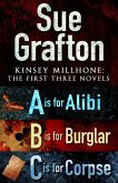 Kinsey Millhone: First Three Novels (eBook, ePUB)