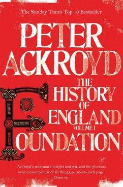 Foundation (eBook, ePUB) - Ackroyd, Peter