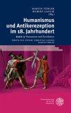 Humanismus und Antikerezeption im 18.Jahrhundert