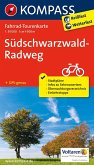 KOMPASS Fahrrad-Tourenkarte Südschwarzwald-Radweg