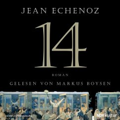 14, 2 Audio-CDs - Echenoz, Jean