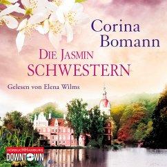 Die Jasminschwestern, 6 Audio-CDs - Bomann, Corina