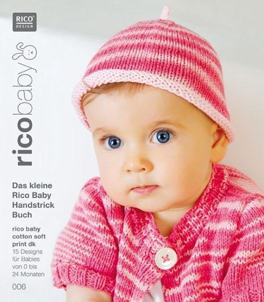 rico baby 006 das kleine rico baby handstrick buch buch. Black Bedroom Furniture Sets. Home Design Ideas