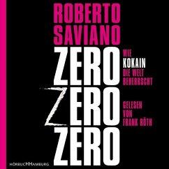 Zero Zero Zero, 8 Audio-CDs - Saviano, Roberto