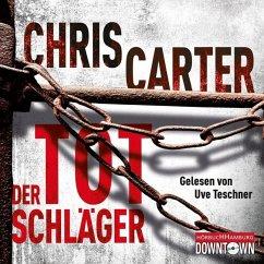 Der Totschläger / Detective Robert Hunter Bd.5 (6 Audio-CDs) - Carter, Chris