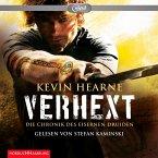 Verhext / Die Chronik des Eisernen Druiden Bd.2 (2 MP3-CDs)