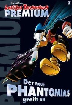 Der neue Phantomias greift an / Lustiges Taschenbuch Premium Bd.7 - Disney, Walt