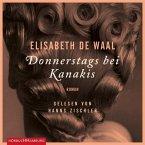 Donnerstags bei Kanakis, 5 Audio-CDs