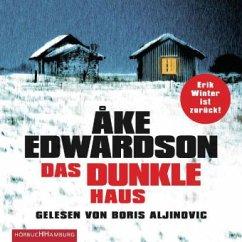 Das dunkle Haus / Erik Winter Bd.11 (5 Audio-CDs) - Edwardson, Åke