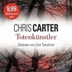 Totenkünstler / Detective Robert Hunter Bd.4 (6 Audio-CDs)