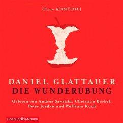 Die Wunderübung, 2 Audio-CDs - Glattauer, Daniel