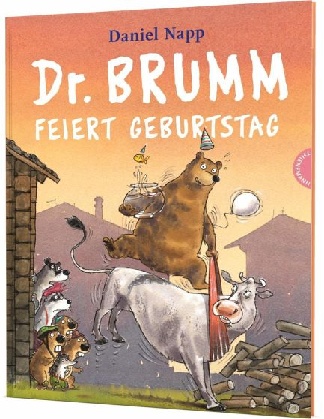 Dr Brumm Feiert Geburtstag Von Daniel Napp Portofrei Bei Bucher De