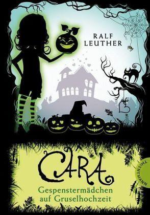 Buch-Reihe Cara von Ralf Leuther