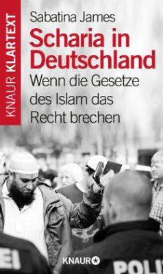 Scharia in Deutschland - James, Sabatina
