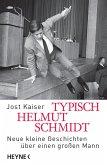 Typisch Helmut Schmidt (eBook, ePUB)