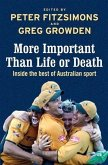 More Important than Life or Death (eBook, ePUB)