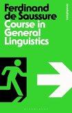 Course in General Linguistics (eBook, PDF)