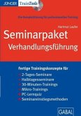 Seminarpaket Verhandlungsführung, CD-ROM