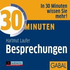 30 Minuten Besprechungen, Audio-CD