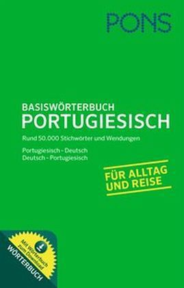 pons basisw rterbuch portugiesisch buch. Black Bedroom Furniture Sets. Home Design Ideas