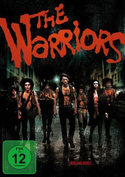 the warriors film auf dvd. Black Bedroom Furniture Sets. Home Design Ideas