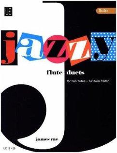 Jazzy Duets, für 2 Flöten