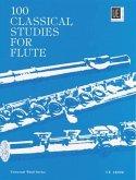 100 Classical Studies, für Flöte
