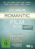 Die neue Romantic Film Box - 3 Romantic Comedy Filme in einer Box: Liebe gewinnt, Küssen verboten, Der letzte Gentleman DVD-Box