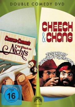 Cheech & Chong - Viel Rauch um nichts / Jetzt raucht überhaupt nichts mehr - 2 Disc DVD - Carol Van Herwijnen,Susan Hahn,Cheech Marin