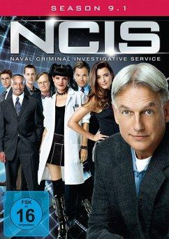 Navy CIS - Season 9, Vol. 1 DVD-Box - Cote De Pablo,Mark Harmon,David Mccallum