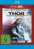 Thor - The Dark Kingdom (Blu-ray 3D, + Blu-ray 2D)