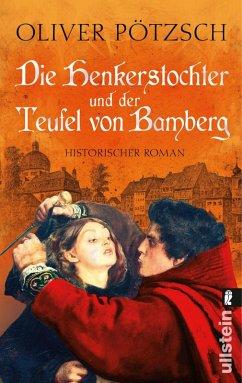 Die Henkerstochter und der Teufel von Bamberg / Henkerstochter Bd.5 (eBook, ePUB) - Pötzsch, Oliver
