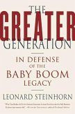 The Greater Generation (eBook, ePUB)