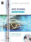 Jazz Studies, für Flöte mit Audio-CD