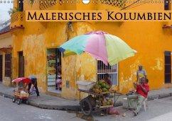 Malerisches Kolumbien (Wandkalender immerwährend DIN A3 quer) - Schiffer, Michaela